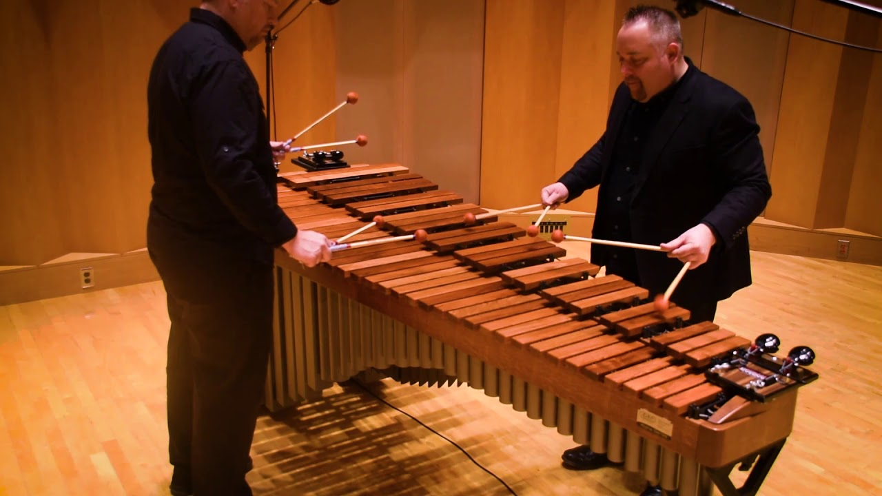 Quey Percussion Duo