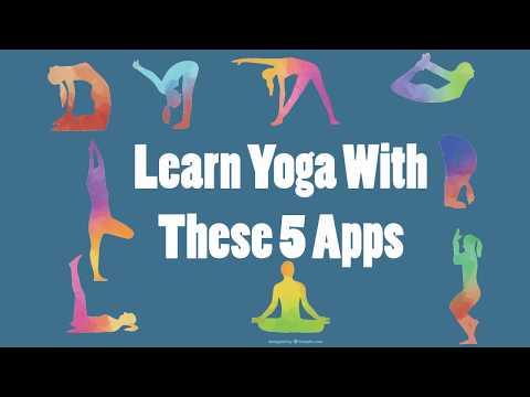 International Yoga Day 2017 | Learn Yoga | Five Best Yoga Apps