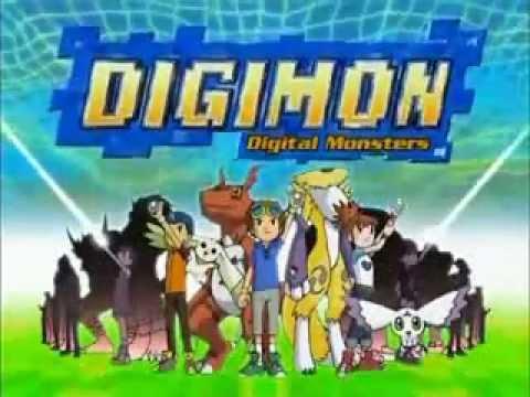 Digimon Tamers Opening [English]