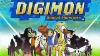 Digimon Tamers Opening [English]
