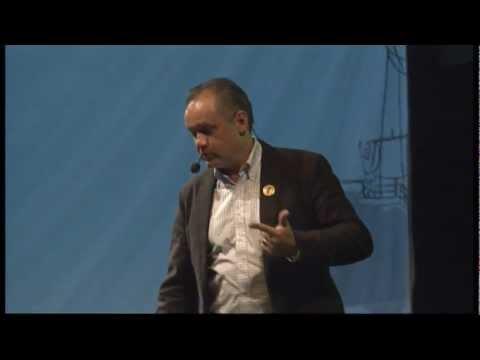 TEDxPrague -  Andrej Kiska -- Dve zmeny pre šťastnejší život