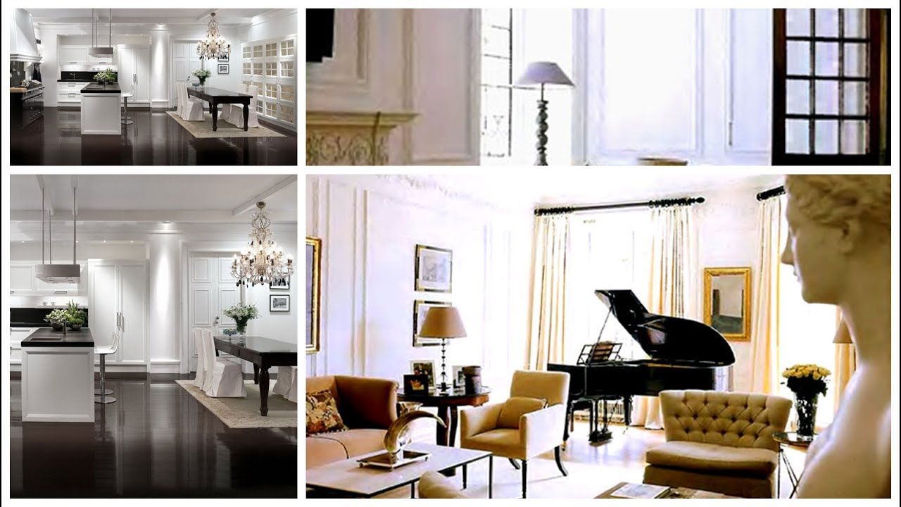 20 Best Classic Contemporary Livingroom Interior Design Ideas P1 Youtube