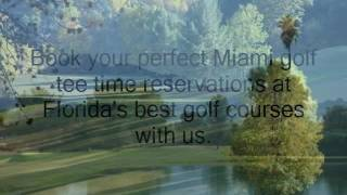 Discount Tee Times, Golf Tee Times