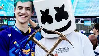 Работа по музыке « Моя любимая Музыка » Диджей - Marshmello