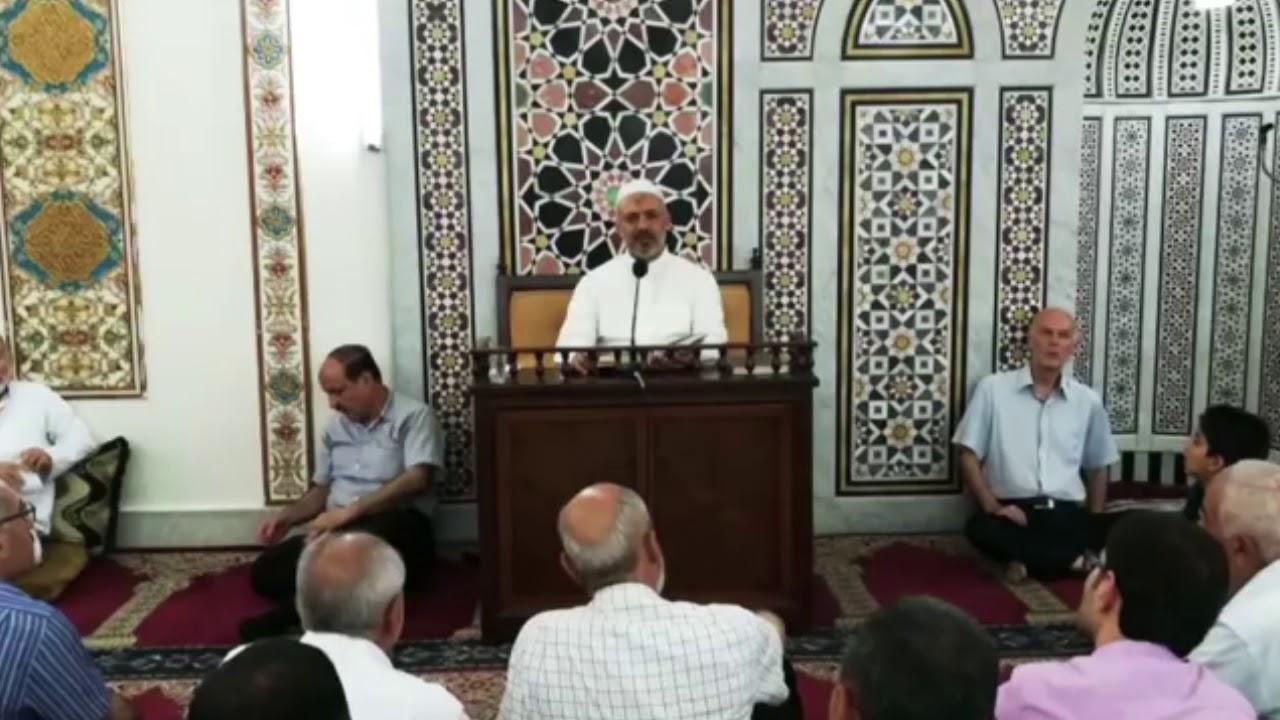 قصة رائعة رجل مسن لايعلم من الدين إلى ما يحتاج إليه يرى النبي في المنام و يقول له انت رفيقي في الجنة