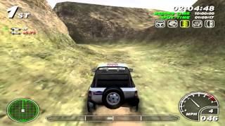 4K Test 3: Master Rallye Gameplay