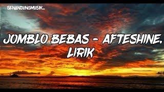 Gambar cover Jomblo Bebas - Afteshine. (Lirik Video)