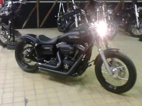 Street Bob 2010 200mm Rear Mod And More Youtube