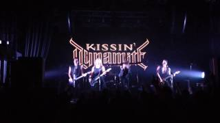 Kissin' Dynamite - Flying Colours (live in Kyiv, Ukraine, club Atlas, 07.12.2016)