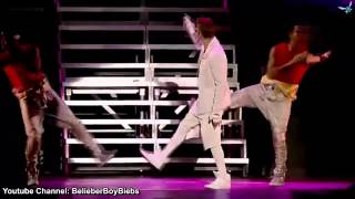 Justin Bieber   All Around The World   Concert Chile Live High Definition