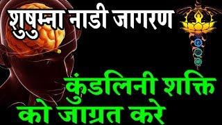Sushumna nadi kundalini jagaran- शुषुम्ना नाडी से कुंडलिनी जागरण क्यो आसान हो जाता है