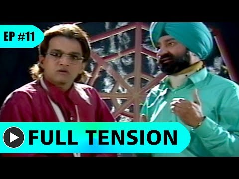 Full Tension - Episode #11 - Health - Jaspal Bhatti Shows - Best 90s TV show