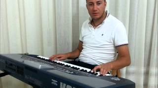 Iulian De La Vrancea - Sarba saxofon Korg pa 800