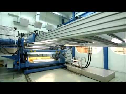 Polycarbonate sheet manufacturing process by Sabin Plastic UAE