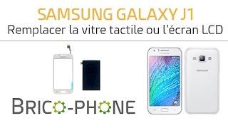 Tutoriel Samsung Galaxy J1 : remplacer la vitre tactile ou l