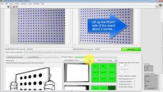 NI Vision: Calibrate Stereo Cameras