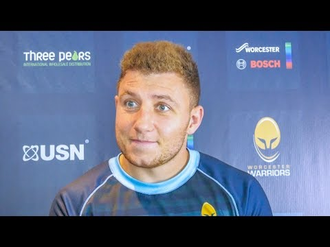 Duncan Weir - I want to direct the team