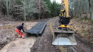 Road Preparation For Lumber Trucks 4 Turns And A Turnaround Part 3