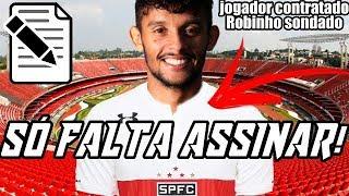 SCARPA SÓ FALTA ASSINAR-Notícias São Paulo FC
