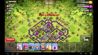 CLASH OF CLANS | VISITING FRIEND'S CLAN | LEVEL 6 ARCHERS | ARCHER QUEEN GOING TO LEVEL 8!