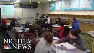 Seattle Schools Find Proof That Students Benefit From Extra Sleep   NBC Nightly News