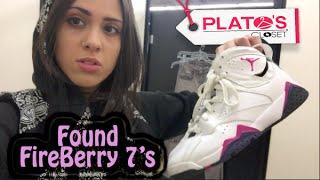 First Trip to Plato's Closet | Fireberry 7's, Kobe 8's | TTTT#5