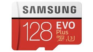 Samsung EVO Plus 128GB MicroSD…