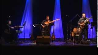 Chuck Loeb and Intermezzo trio concert: Right down Broadway
