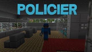 MINECRAFT RP - LA VIE D'UN POLICIER !