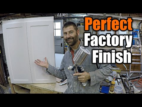 how-to-get-a-perfect-paint-job-on-your-kitchen-cabinets-|-the-handyman-|
