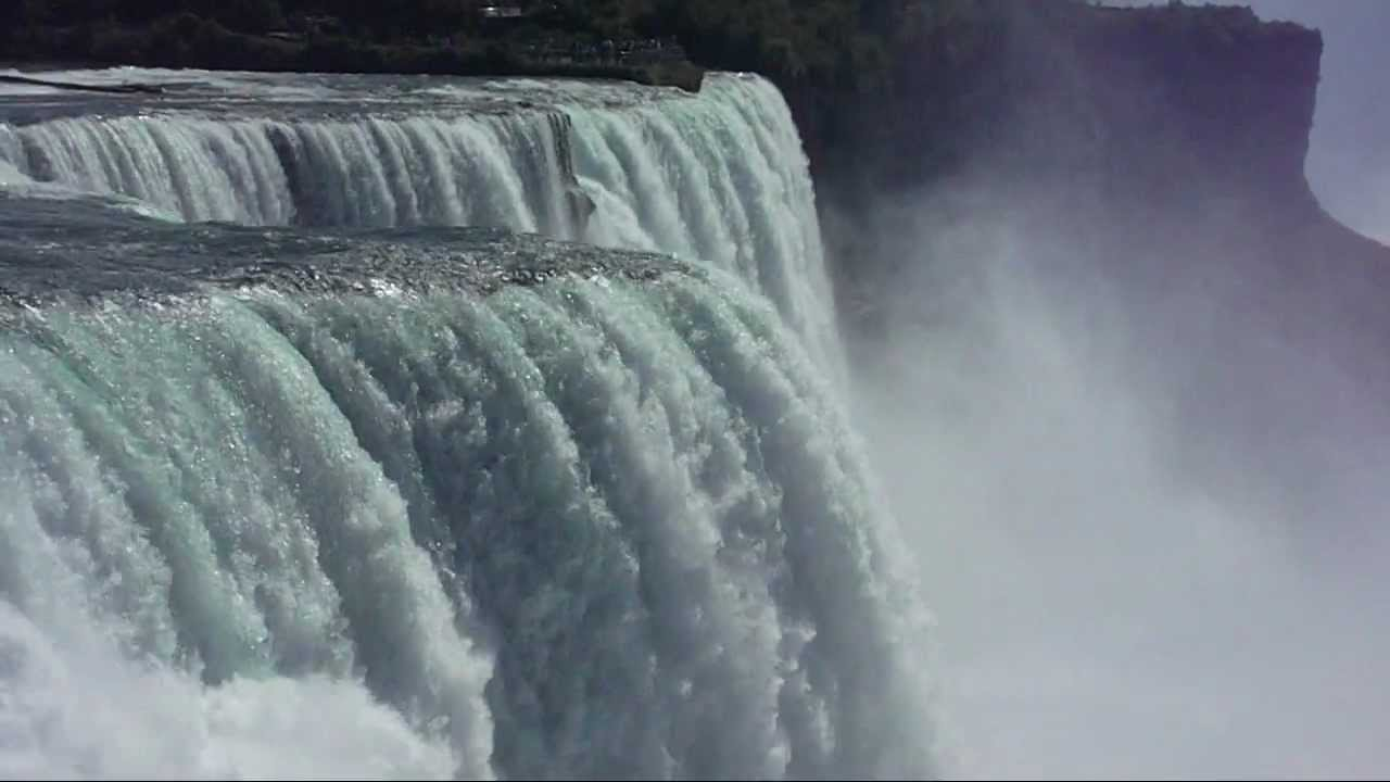 Hd Niagara Falls Wallpaper Niagara Falls In 1080p Hd Youtube