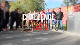 "A fun intro to the year ""2015 Challenge"""