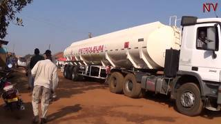 Fuel firm employees strike, work paralyzed in Busia