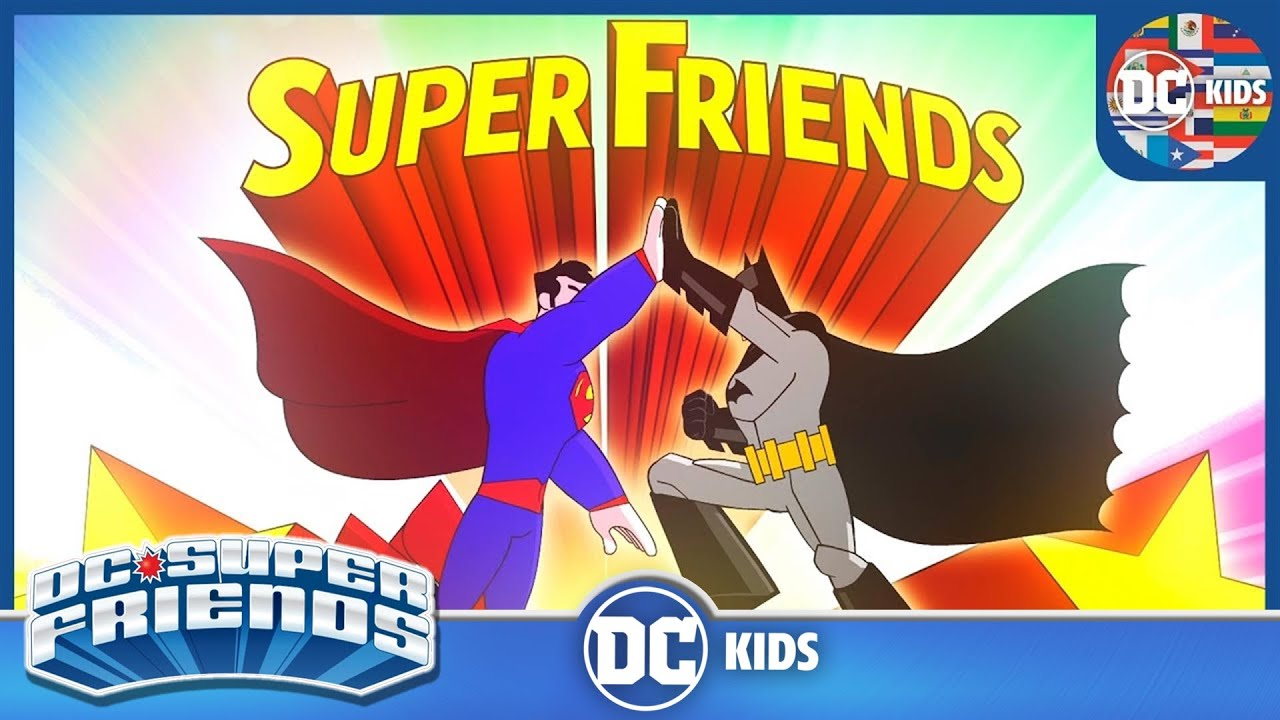 DC Super Friends En Latino | Ep 15: La Última Risa | DC Kids