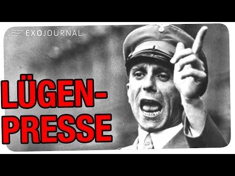 LÜGENPRESSE - Unbequeme Fragen: Wie glaubwürdig sind Politik und Medien? | ExoJournal