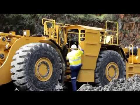 Know Your Options - Load Haul Dump (LHD) & Truck Operator Present System