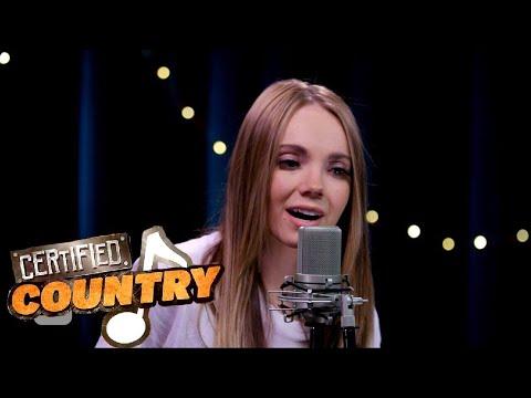 Danielle Bradbery's Stunning 'O Holy Night' Performance | Certified Country