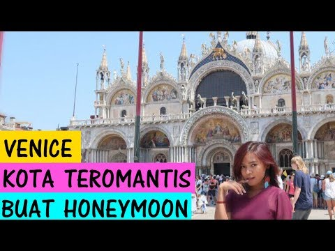 Travel vlog: Berapa budget honeymoon ke Venice Italy