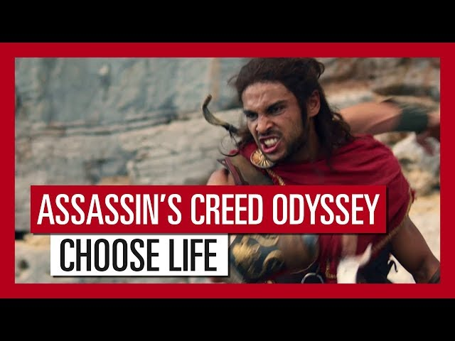 Assassin's Creed Odyssey: