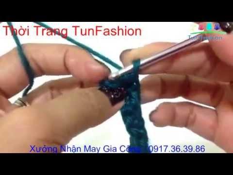 Hướng dẫn cách đan khăn len ống đẹp cho nam và nữ