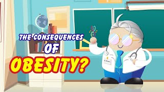 The Consequences of Obesity by Dr. Phimilion