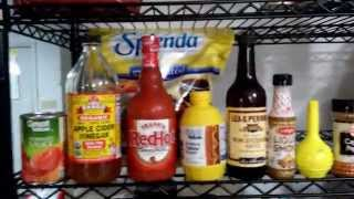 The Best BBQ Sauce Recipe - Low Carb - Atkins Friendly