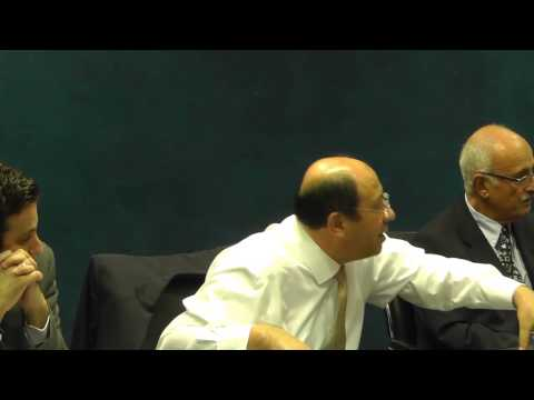 """""""Cyprus: Issues Facing the Country Today"""" by H.E. Euripides Evriviades, Oct 2014 Part 2"""
