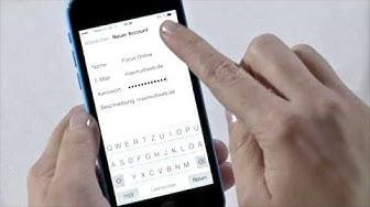 So laden Sie Emails direkt auf Ihr iPhone