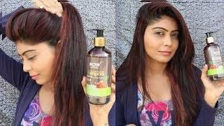 WOW Apple Cider Vinegar Shampoo Honest Review | Rinkal Soni
