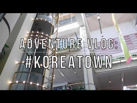 Adventure Vlog: #Koreatown