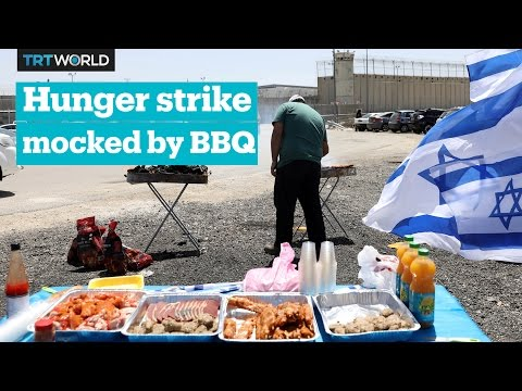Israelis Taunting Palestinian Prisoners