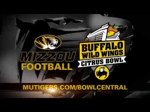 Join Mizzou at the Buffalo Wild Wings Citrus Bowl
