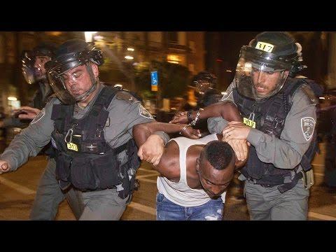 Israel Police Brutality Protest Turns Violent Against Ethiopians