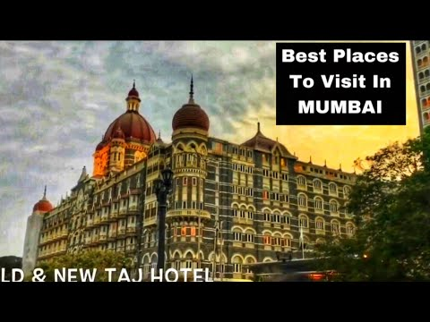 Best tourist Places in Mumbai..must visit